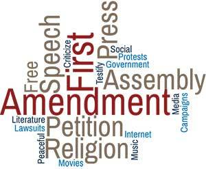 Civics – First Amendment